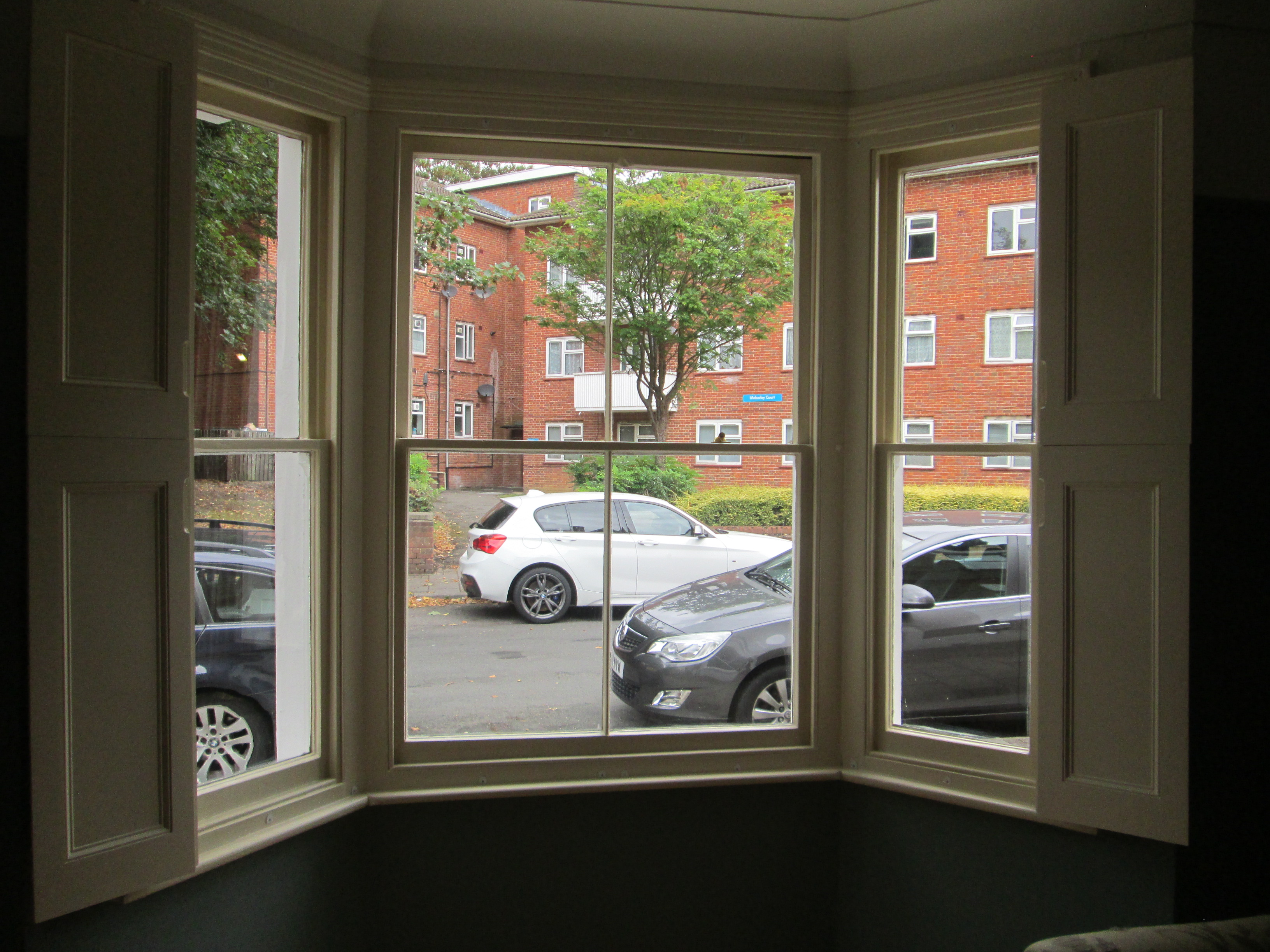 South London Bay Window