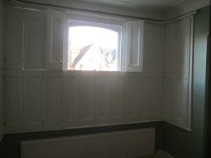 Box or Square Bay Window