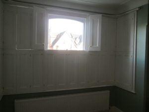 Box or Square Bay Window