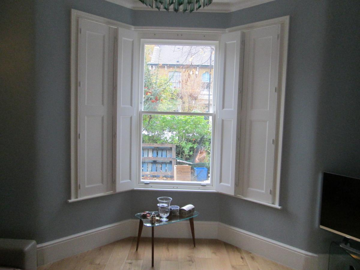 Bespoke Shutter Fitting (London)